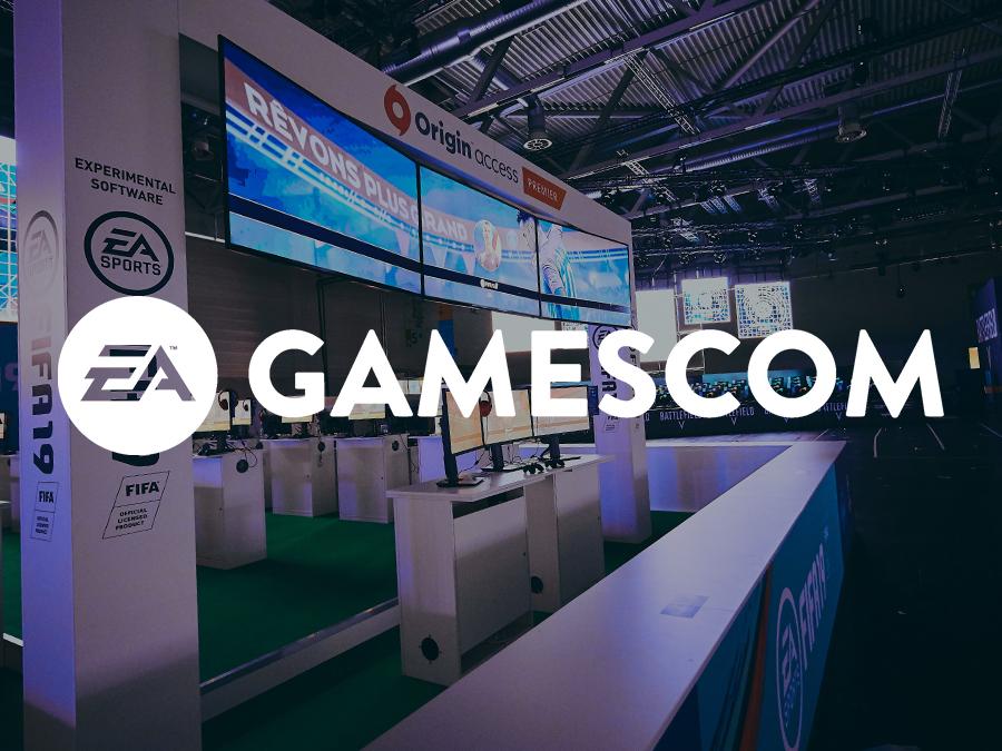 EA Gamescom 2018