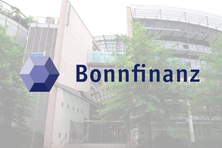 Bonnfinanz –Umzug