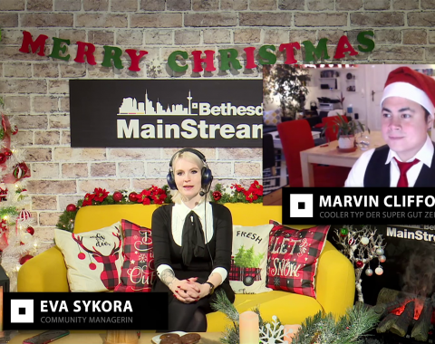 Bethesda MainStream zu Weihnachten 2020