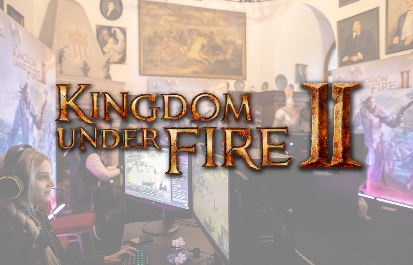 Kingdom Under Fire II – Burg Reichenstein