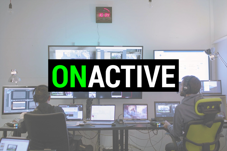 IT für das OnActive Online-First-Livestudio