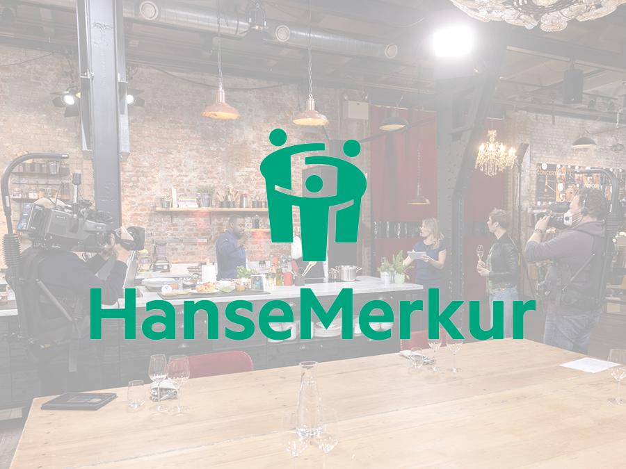 HanseMerkur JET21 – digitale Jahreseröffnung mit interaktiver Kochshow